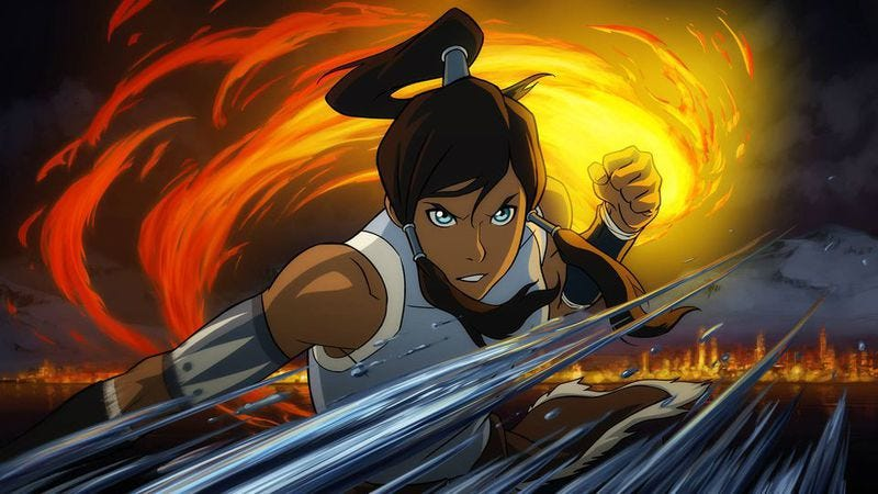 Illustration for article titled Nickelodeon pulls the final five episodes of The Legend Of Korra