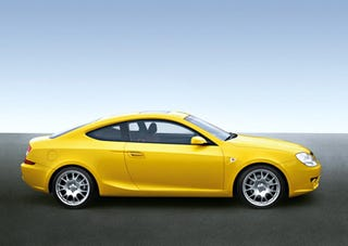 Illustration for article titled Brilliance BC3 Turbo Coupe