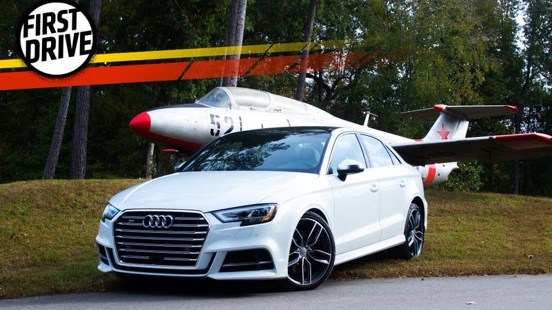 The 2017 Audi S3 Is For Tech Hipsters Who Need To Go Fast