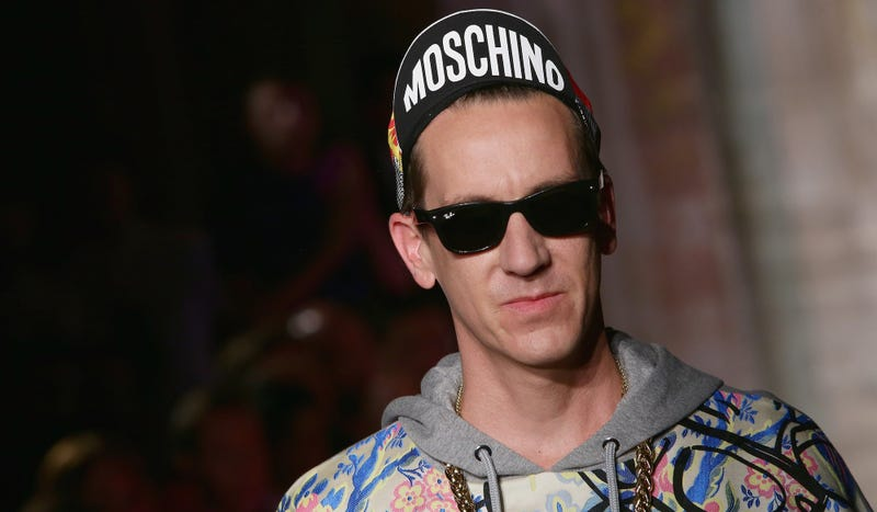 Illustration for article titled Jeremy Scott Was Served With a Copyright Lawsuit at His Own Documentary Premiere