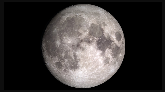 The Moon Has 'Moving Water,' but Don't Break Out Your Swimsuit