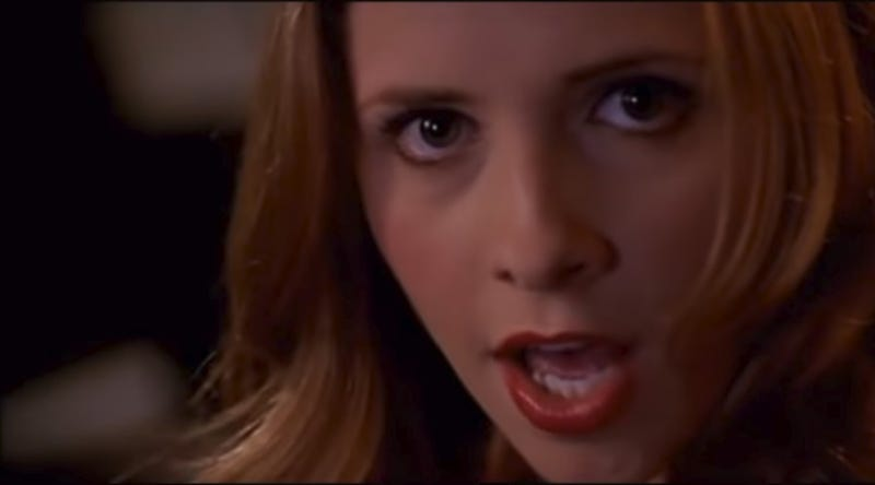 """Illustration for article titled Buffy nerds have something to sing about: The """"Once More, With Feeling"""" cast recording will be released on vinyl"""