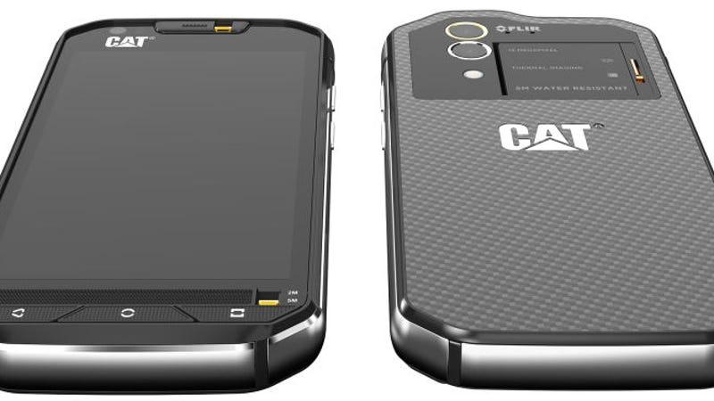 cat s60 un brutal smartphone blindado con c mara de. Black Bedroom Furniture Sets. Home Design Ideas