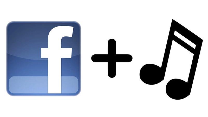 Illustration for article titled Facebook Music Coming September 22nd?