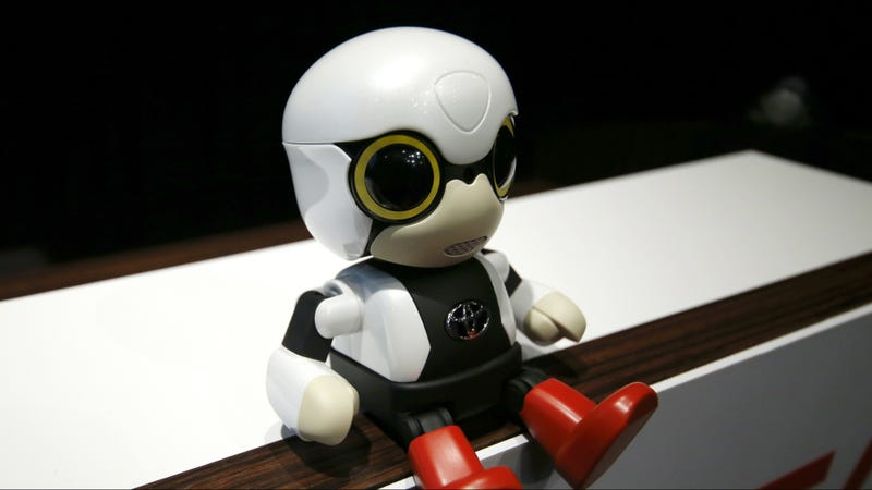 Toyota Made a Robot Baby to Replace Actual Babies
