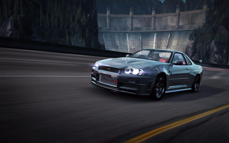 Nismo Z-Tune, from NFS World