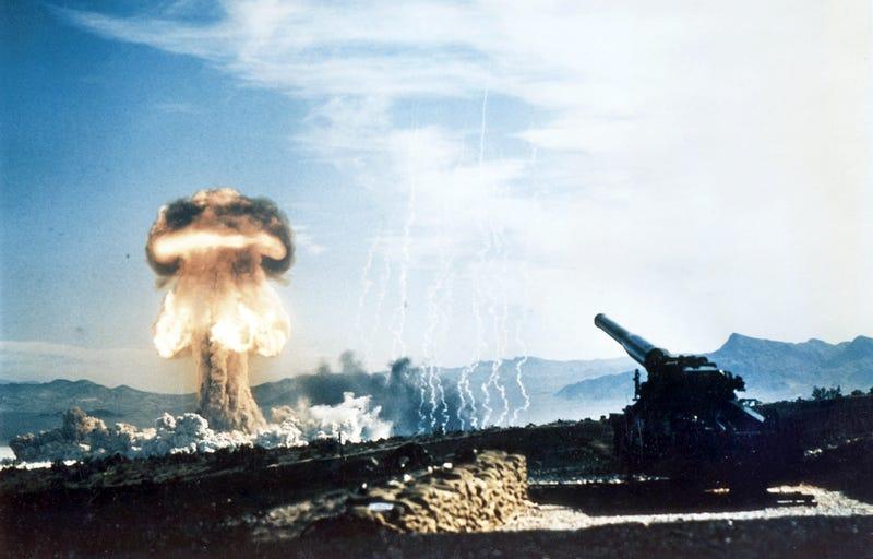 Atomic Annie: así fue el único cañón atómico de la historia