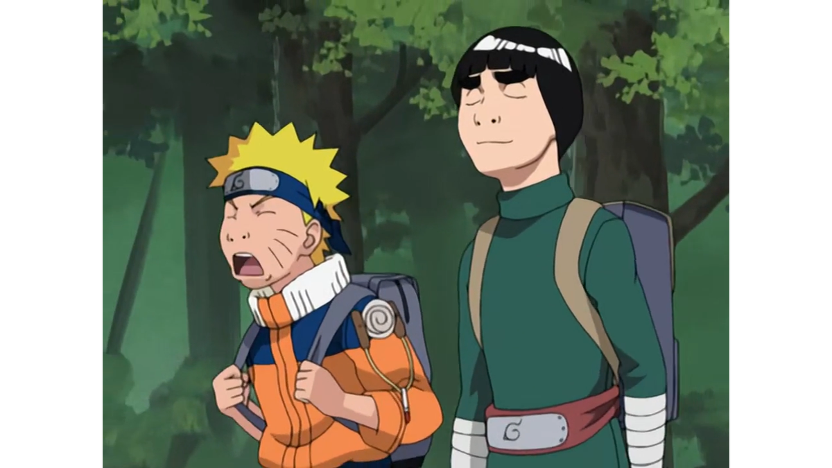 Naruto, From An Outsider's Perspective