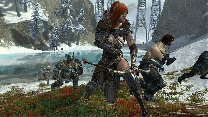 Illustration for article titled Guild Wars 2 Leaps Into Action August 28