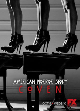 Illustration for article titled AHS:Coven Live Thread