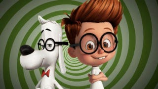Illustration for article titled New Peabody and Sherman movie could make you love the time-traveling dog all over again
