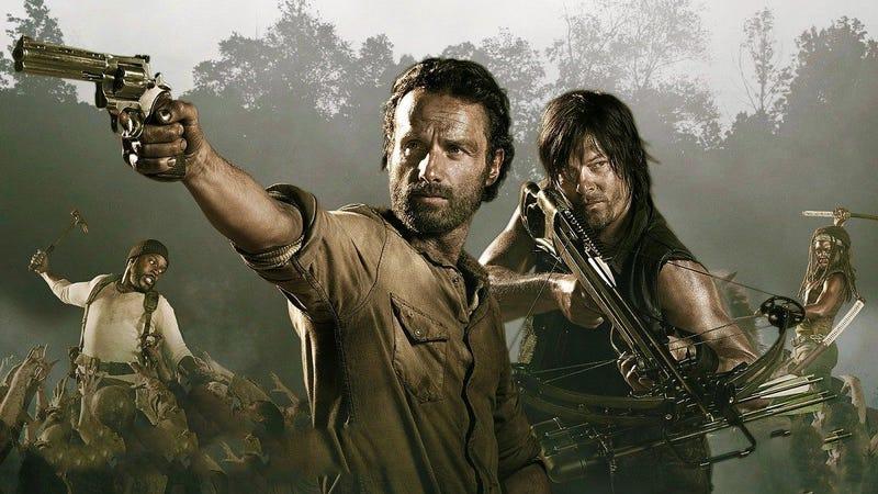 Illustration for article titled The Walking Dead recreará una de las escenas más sádicas del cómic en el que se basa