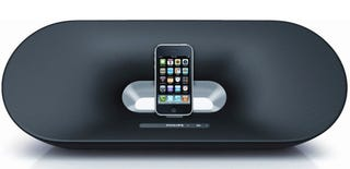 Illustration for article titled Fidelio iPhone Dock Could Have Been Designed By Botticelli