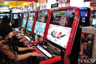 Illustration for article titled Want To Buy Your Own Super Street Fighter IV Arcade Cabinet?