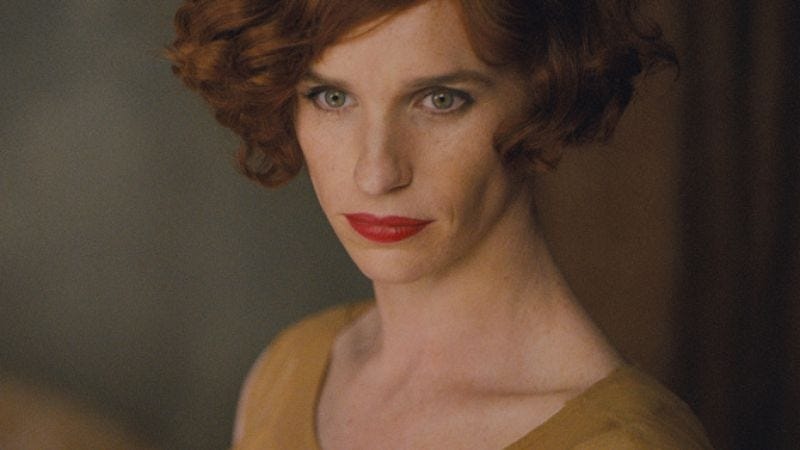 Illustration for article titled Chicago, see Eddie Redmayne in The Danish Girl early and for free