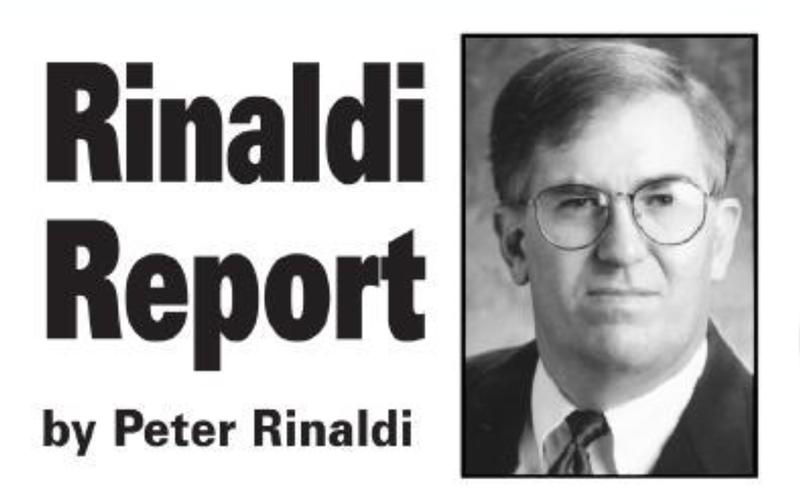 Peter Rinaldi, Rinaldi Report/Miss-Lou Magazine