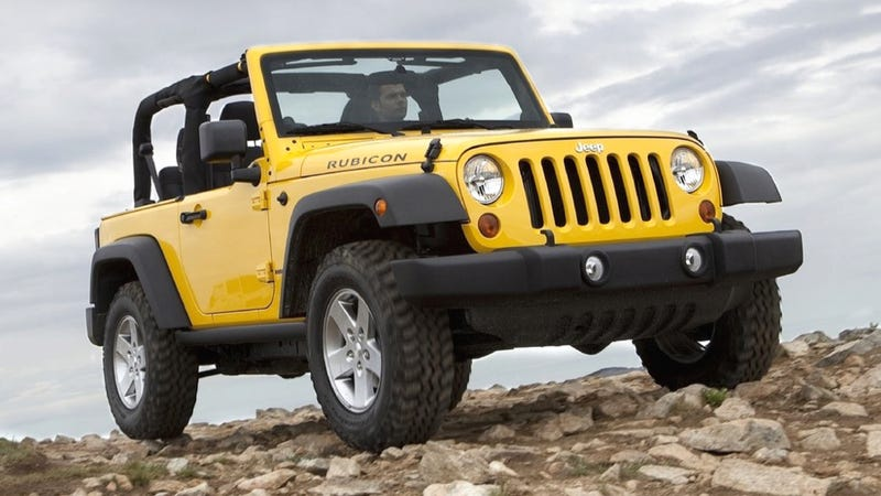 Why The Jeep Wrangler Is The Cheapest Car In America To Insure