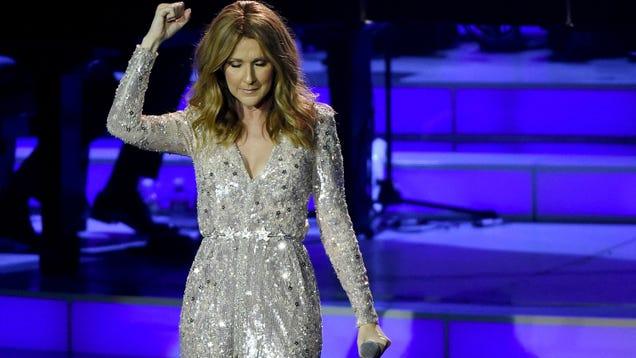 vpzwtsocdu1dkoafiner - Celine Dion Is Ending Her Reign As Las Vegas Residency Queen