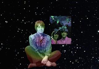Illustration for article titled A Beatlesnek az is jól áll, ha kilövik az űrbe