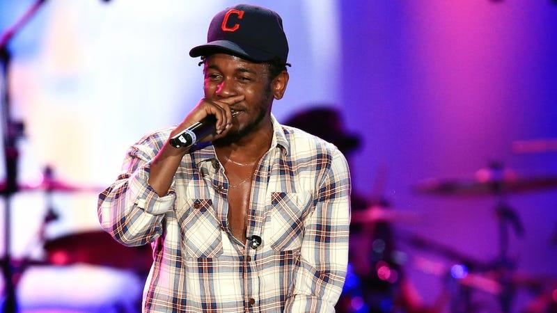 Illustration for article titled Kendrick Lamar's Self-Love Anthem 'i' Gets NBA Love