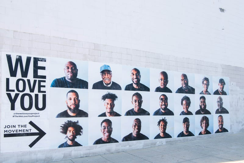 "Images of black men from Bryon Summers' ""We Love You"" projectEmma McAlary"