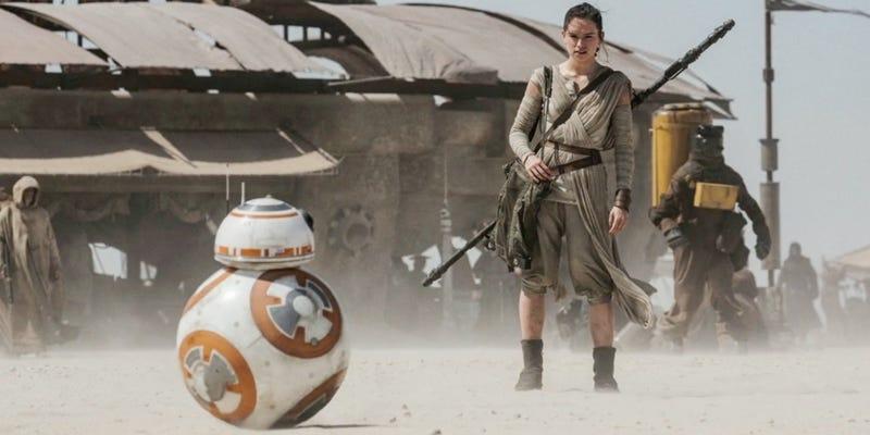 Illustration for article titled Star Wars: Episode VIII revelará la verdad acerca de los padres de Rey