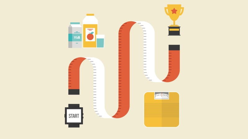 Illustration for article titled So You've Reached Your Fitness Goals. Now What?