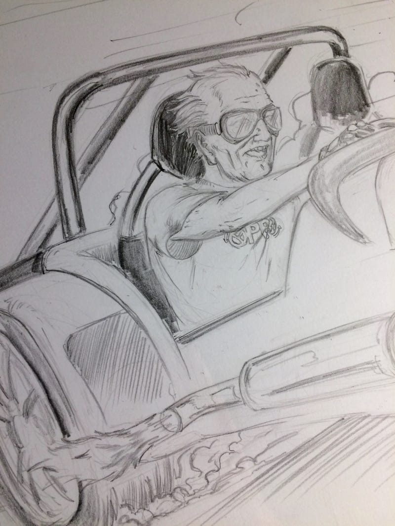 Illustration for article titled Me, at 80, by Agrajag