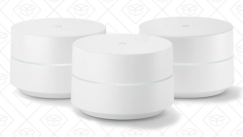 Google Wifi 3-Pack, $280