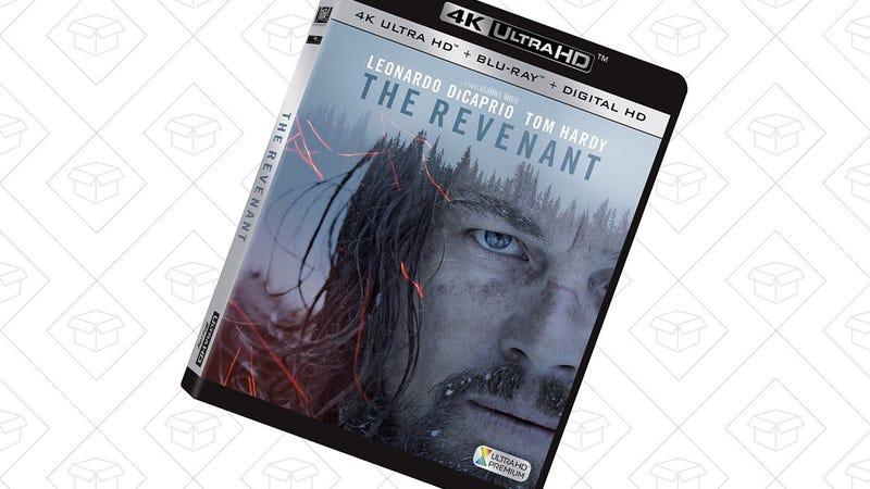 The Revenant [4K] | $15 | Amazon