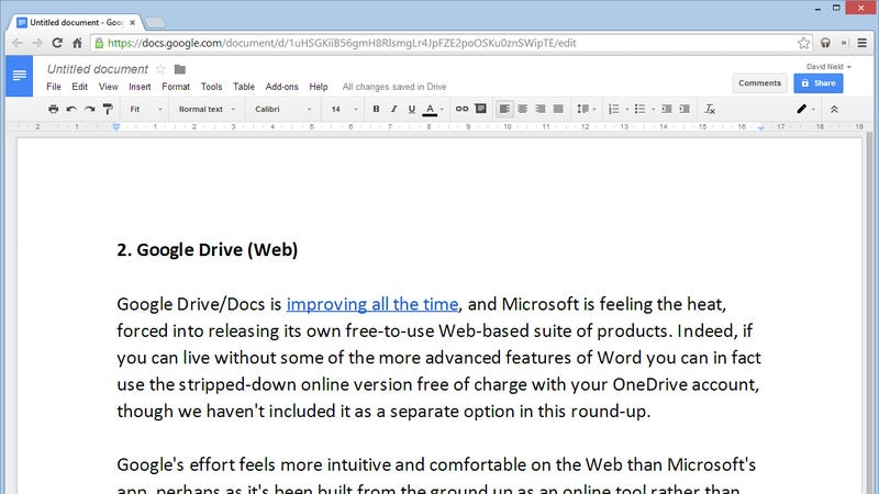 the best microsoft word alternatives that are totally