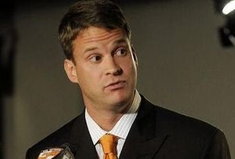 Illustration for article titled 13-Year-Old Commits To Lane Kiffin, Kind Of