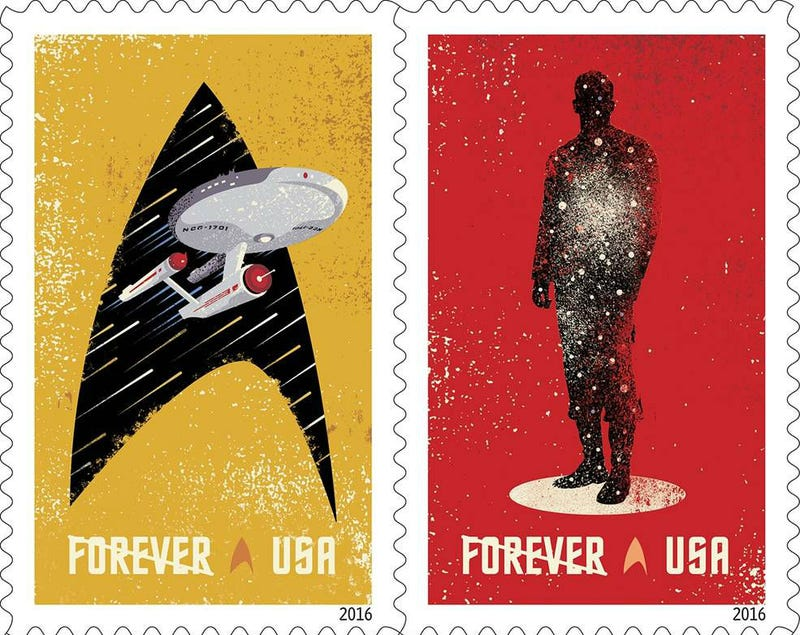 Illustration for article titled Soon, Your Mail Will Boldly Go Where No Person Has Gone Before