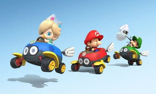 Illustration for article titled TAY Game Night Wednesday: Mario Kart 8