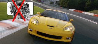 Illustration for article titled No, Wikipedia, There Was Never A Diesel Duramax Corvette Z06