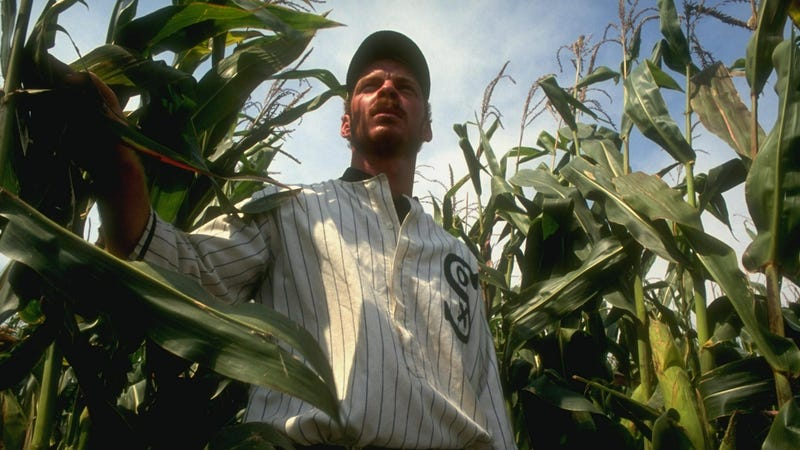 A Field Of Dreams reenactor, which is a thing.
