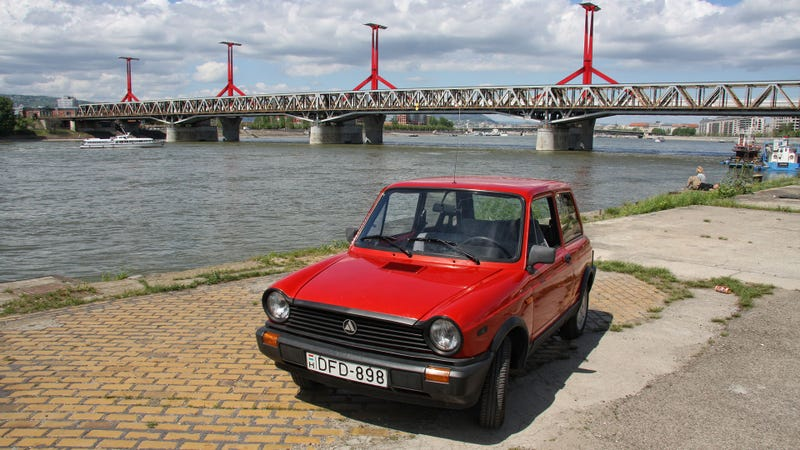 Illustration for article titled The Autobianchi A112 LX Is Our Officially Awesome Long-Term Test Car