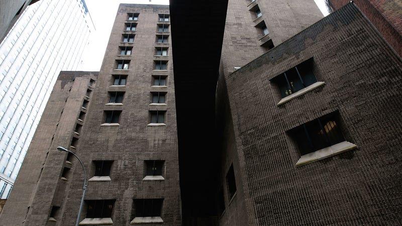 Manhattan's Metropolitan Correctional Center
