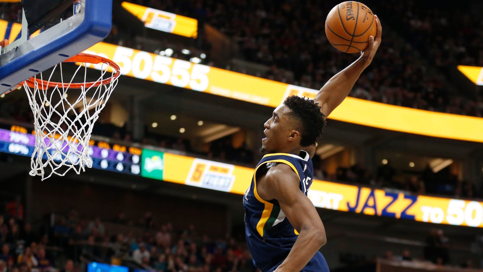 Donovan Mitchell Is A Good Reason To Watch Utah Jazz Games