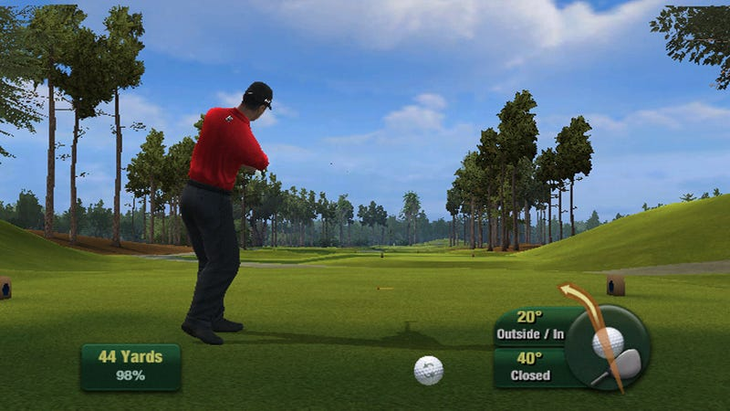 Illustration for article titled Tiger Woods Needs To Step Up His Game, Says EA Boss