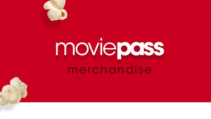 Illustration for article titled MoviePass is Selling Merch Now, Which Will Definitely Turn Things Around for It