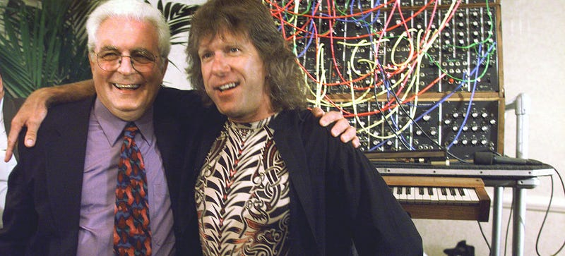 Illustration for article titled Moog Spent Three Years Building a $90,000 Copy of Keith Emerson's Synth