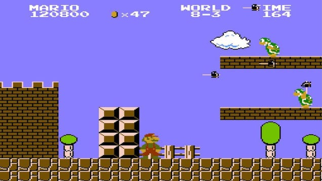 What Made Super Mario Bros Level 8 3 So Good Gamerskick