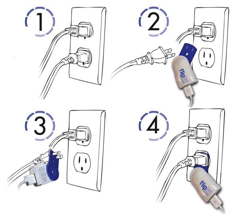 Illustration for article titled Stop Hogging Power Outlets, Use a Plug-Less USB Charger Instead