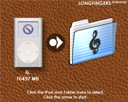 Illustration for article titled Download of the Day: iPod -> Folder (Windows/Mac)