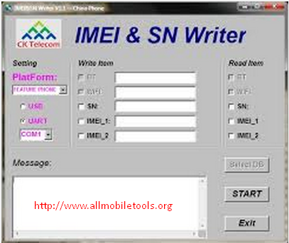 Imei Writing Tool Android