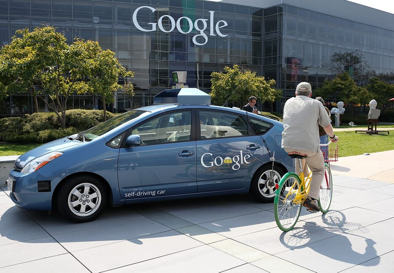 Illustration for article titled Google Is Training Self-Driving Cars To Mimic Human Driving Tendencies