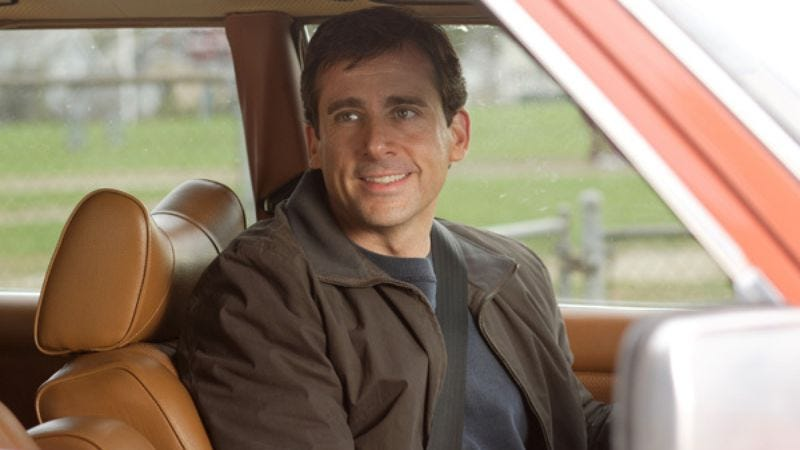 Illustration for article titled Steve Carell to star in a road trip drama about a teacher living with cancer