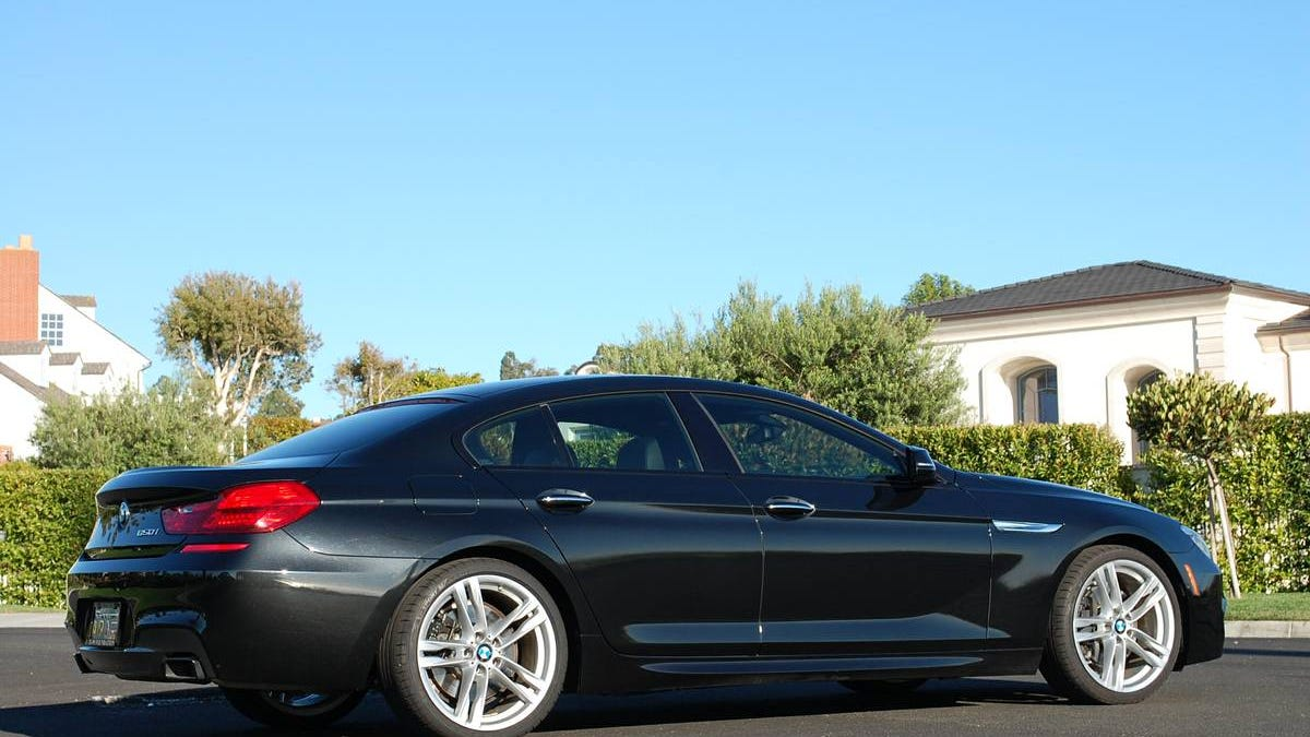 At 49 750 Does This 2016 Bmw 650i Gran Coupe Have You Asking What S The Catch
