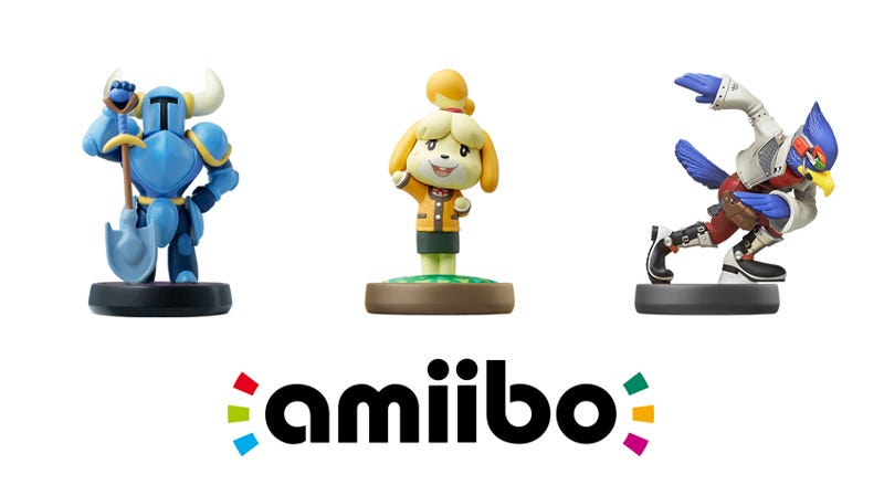 Illustration for article titled The Amiibo Collector's Guide 7.0